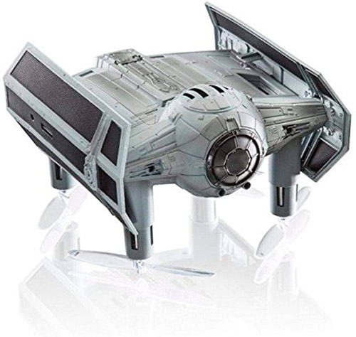 dron nave del imperio