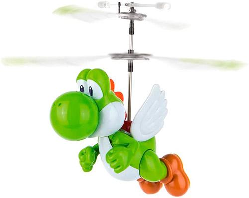 dron yoshi volando