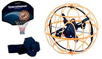 dron basket