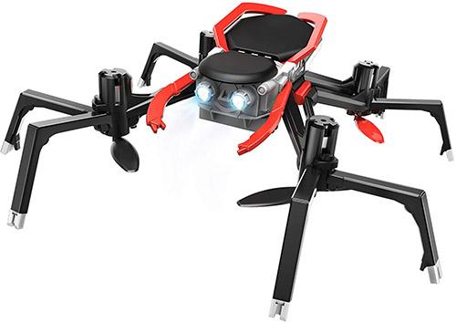 dron spiderman