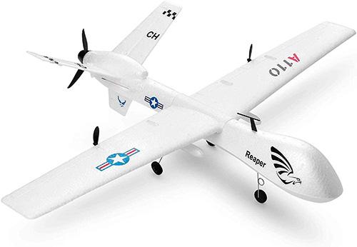 réplica dron militar